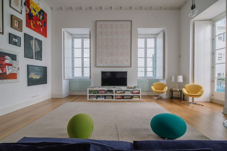 HomeLovers: amazing living room