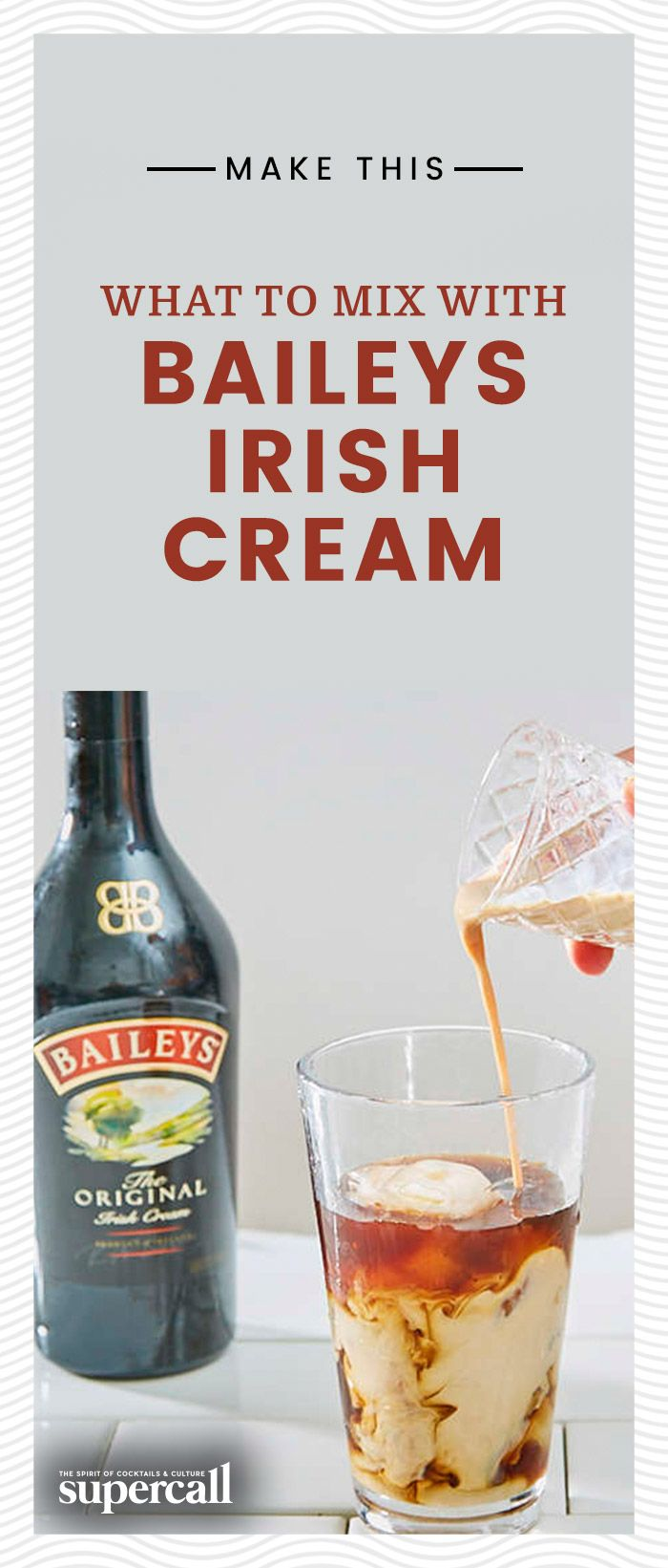 What To Mix With Baileys Irish Cream Baileys Cocktails Baileys Drinks Irish Cream