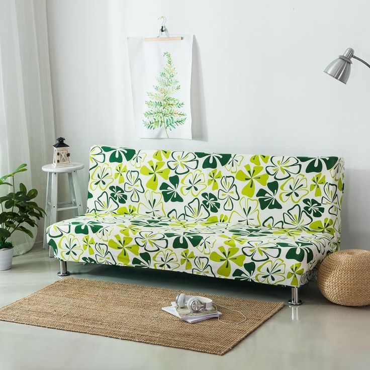 folding sofa covers elastic nohandrail sofa covers couch cover for sofa bed printed slipcover