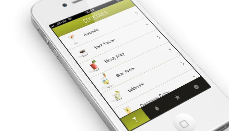 Cocktail Mobile App