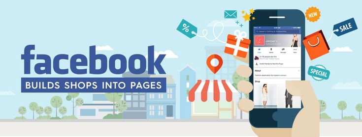 Facebook introduced in-page store for retailers #Facebook