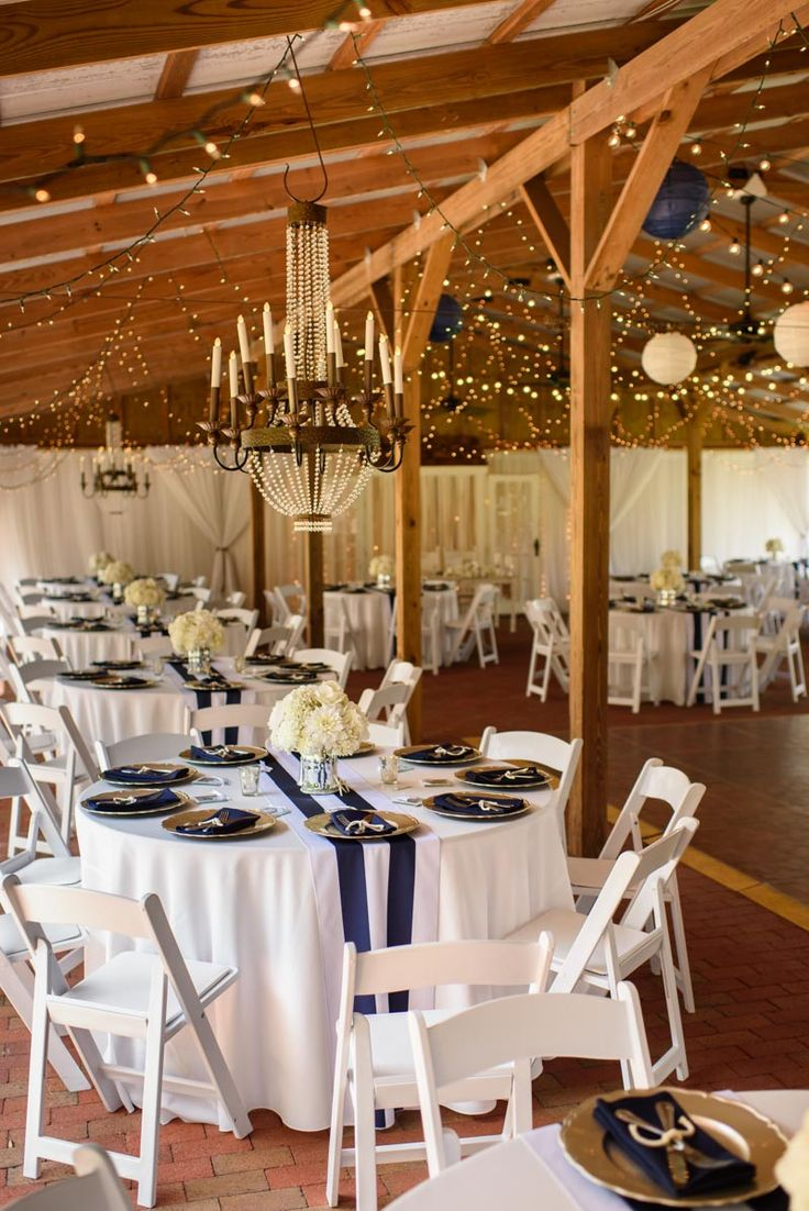 A Nautical Coast Guard Wedding at Cross Creek Ranch in Dover, FL - The Celebration Society
