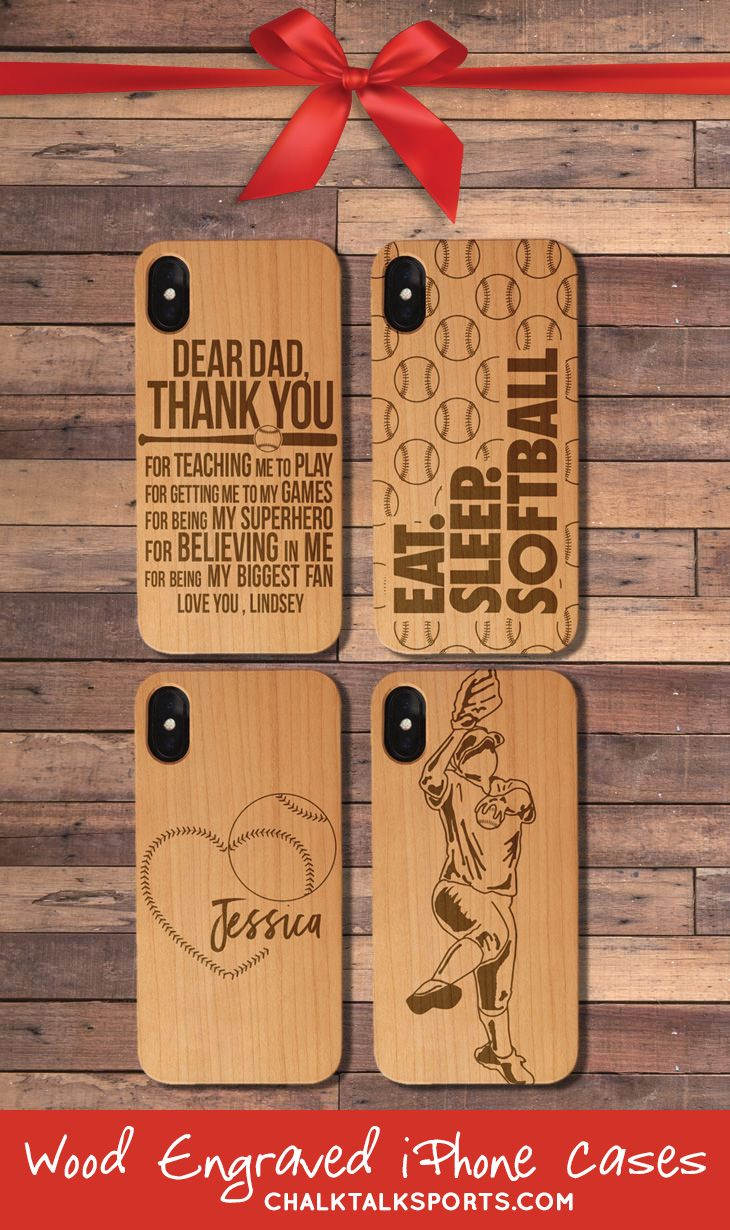 wholesale dealer 6be9a a4b36 Our wood engraved iPhone cases are a classy way to show off the ...