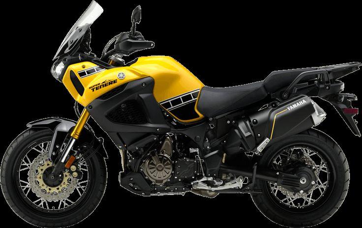 Yamaha Super Tenere Exhaust