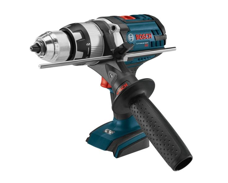 Cordless Drills 71302: Bosch Hdh181xb 18V Li-Ion 1 2 Cordless Hammer Drill W Active Response New -> BUY IT NOW ONLY: $129 on eBay!