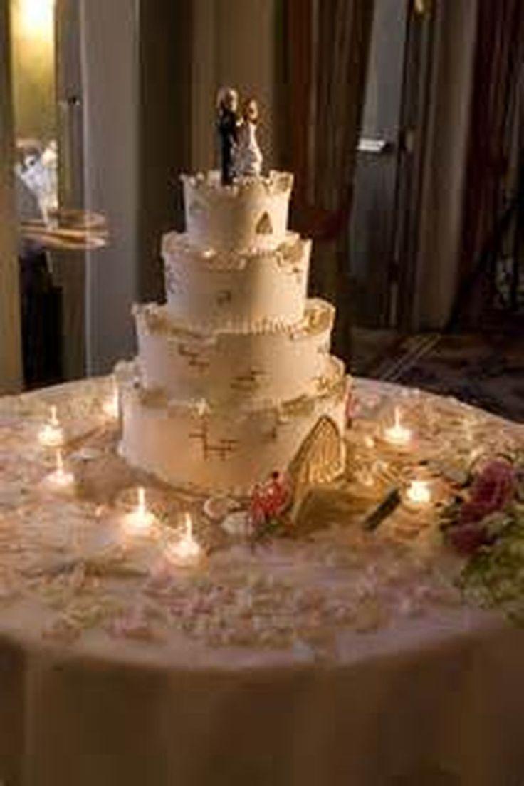 2017 05 vintage wedding cakes dallas - 92 Beach Themed Wedding Cakes Designs