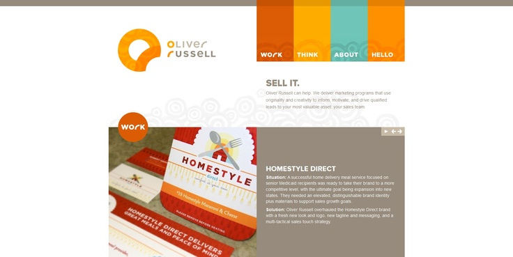 Galerry design ideas for websites