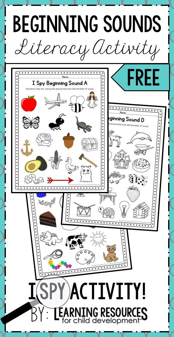 graphic relating to I Spy Printable Worksheets named I Spy Setting up Seems Worksheets Discovering phonics