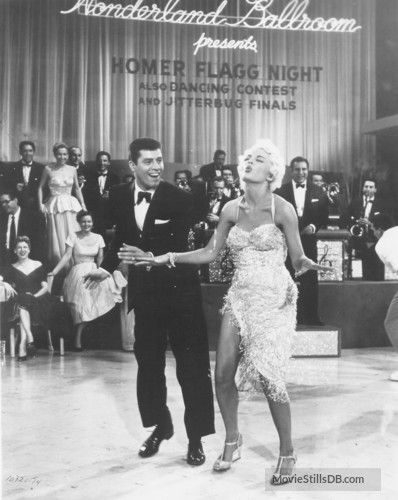 Image result for sheree north and Jerry Lewis