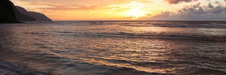 Остров и округ Кауаи, Гавайи, США. Фотографии местностей Колоа, Ханалеи, Лиху, Лаваи, Капаа. Как добраться