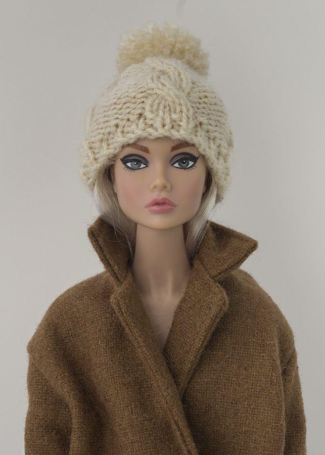 Barbie ropa y accesorios: Gorros para Barbie y Poppy Parker