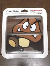 Nintendo Cover Plate Kisekae plate No.051 Goomba for New Nintendo 3DS NEW F/S in Video Games & Consoles, Video Game Accessories, Bags, Skins & Travel Cases | eBay