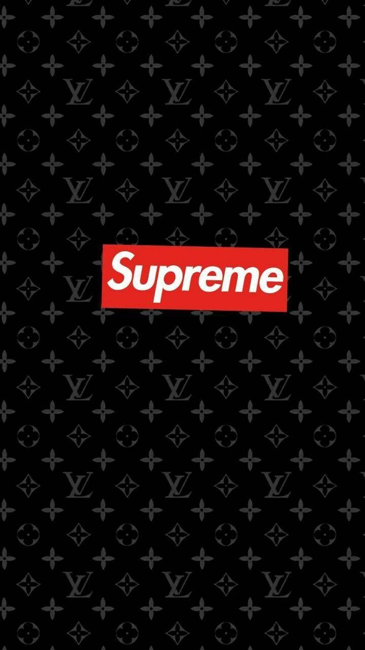 Download Supreme background Wallpaper by Pu55yd3str0y3r