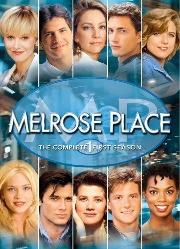 Heather Locklear, Amy Locane, Daphne Zuniga, Vanessa Williams, Grant Show, Courtney Thorne-Smith, Josie Bissett, Thomas Calabro, Doug Savant and Andrew Shue in Melrose Place (1992)