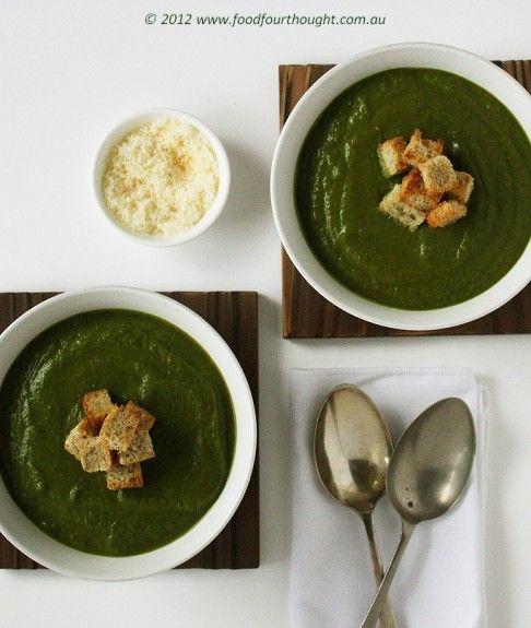 Green Power Soup