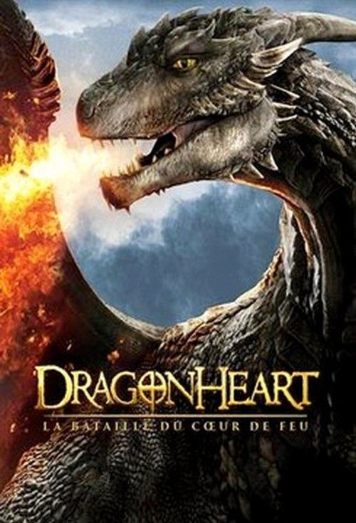 Dragonheart: Battle for the Heartfire (2017) Full Movie Streaming HD
