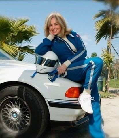 Georgia Durante's career as a stunt driver has led to roles in car commercials and movies. But before the bright lights of Hollywood, the former model was speeding away from a dark past.