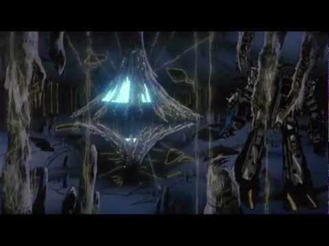 超時空要塞マクロス 愛・おぼえていますか 戦闘シーン(ラストバトル) - YouTube