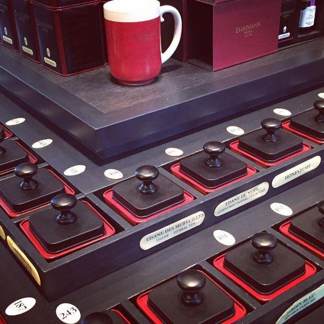 L'orgue à thé Dammann Frères