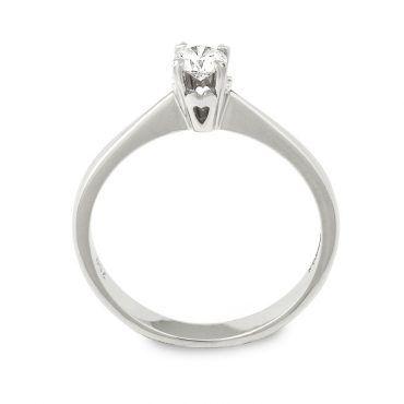 DIAMONDJOOLS μονόπετρο δαχτυλίδι με καρδιά λευκόχρυσο Κ18 με διαμάντι με διεθνή πιστοποίηση   Μονόπετρα δαχτυλίδια ΤΣΑΛΔΑΡΗΣ στο Χαλάνδρι #brilliant #διαμάντι #μονόπετρο #δαχτυλίδι #λευκοχρυσο #monopetro