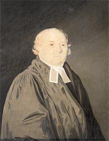 Reverend Samuel Marsden, 1833, by Richard Read Junior