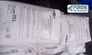 Resin Dowex Marathon C adalah resin kation asam kuat yang digunakan untuk aplikasi water softener dan demineralisasi.