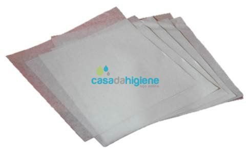 Caixas Guardanapos de Mesa D1000 (17x17) Caixa de 10000 guardanapos. Pack de 1 Caixas de 10000.