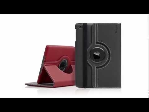 Targus Versavu™ Rotating Case & Stand for iPad® mini