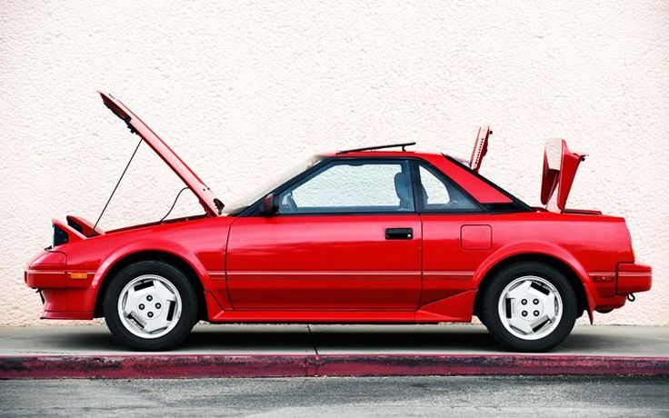Collectible Classic: 1985-1989 Toyota MR2