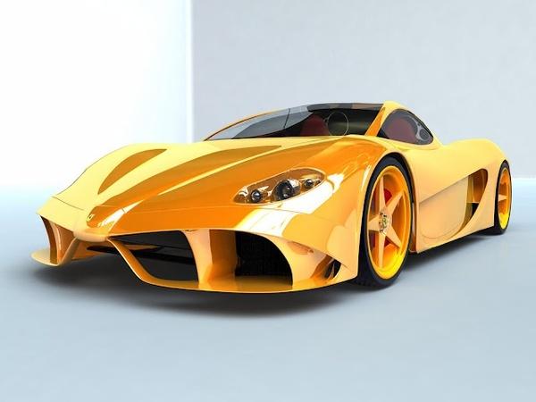Hot Sports cars