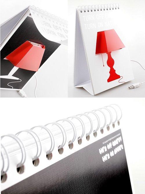Kreatywna lampka :)