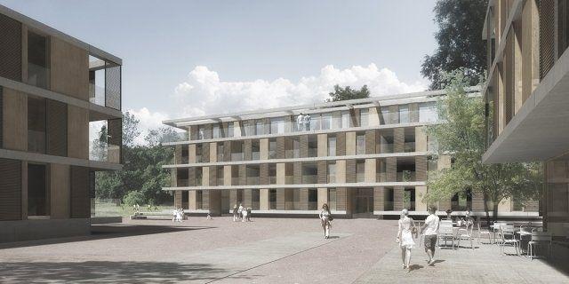 Grands Hutins | CLR architects