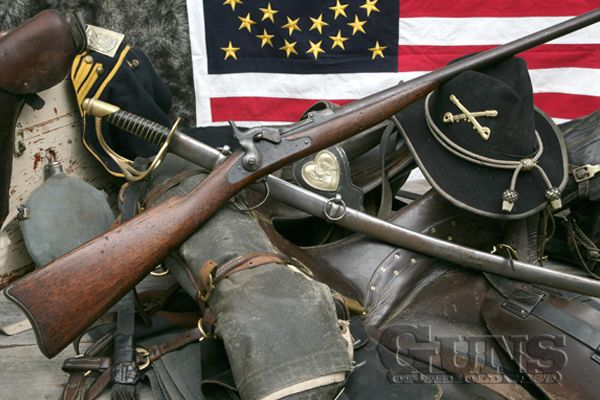 Springfield's Trapdoor Forager - Guns of the Old West