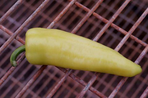 Hungarian wax pepper.