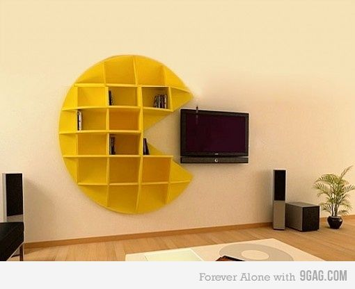 25 Creative Bookshelves And Bookcases Today Pin