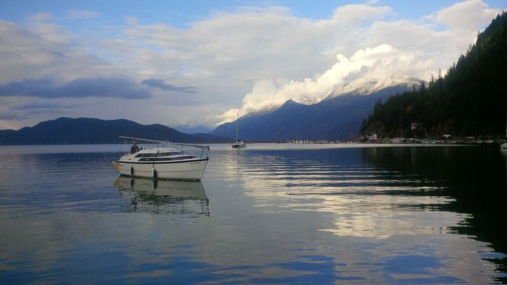Harrison Hot Springs is a town located outside of Surrey. You can enjoy water sports on the lake, relax on the beach or experience the hot springs.