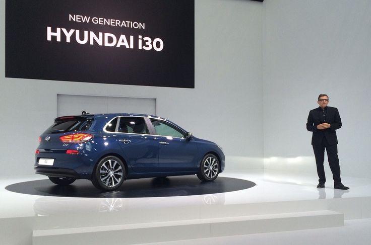 nouvelle hyundai i30 compacte consensuelle et probablement hybride voiture hybride hybride. Black Bedroom Furniture Sets. Home Design Ideas