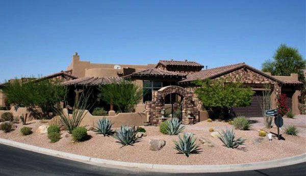 Wild desert landscaping reno for Landscaping rock reno nv