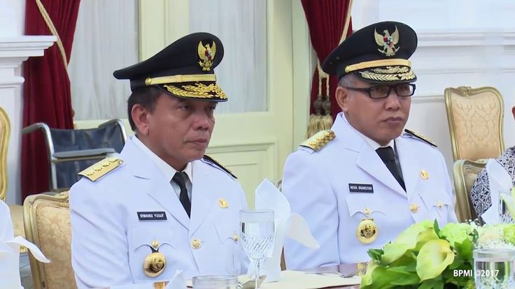 Baru Dilantik, Mantan Pemberontak Ini Diterima Jokowi di Istana Merdeka
