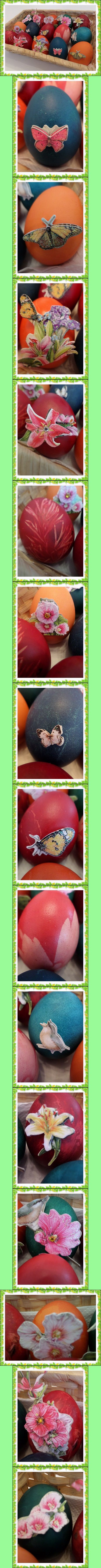 #DIY #EASTER #EGGS