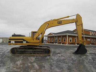 Used Cat Excavator For Sale