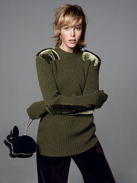 Edie Campbell                                                                                                                                                                                 More