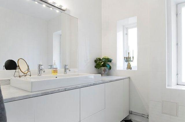 modern white bathroom ombiaiinterijeri   All things nice