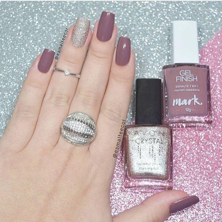 """43.3 mil curtidas, 283 comentários - Moda Para Meninas (@modaparameninas) no Instagram: """"nails  #modaparameninas"""""""