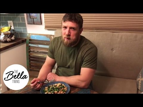 Learn how to cook Daniel Bryan's favorite meal with Chef Brie! - YouTube