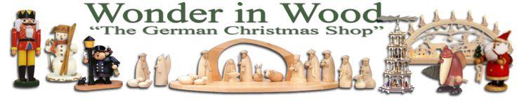 """The German Christmas Shop """"Echt Erzgebirge"""""""