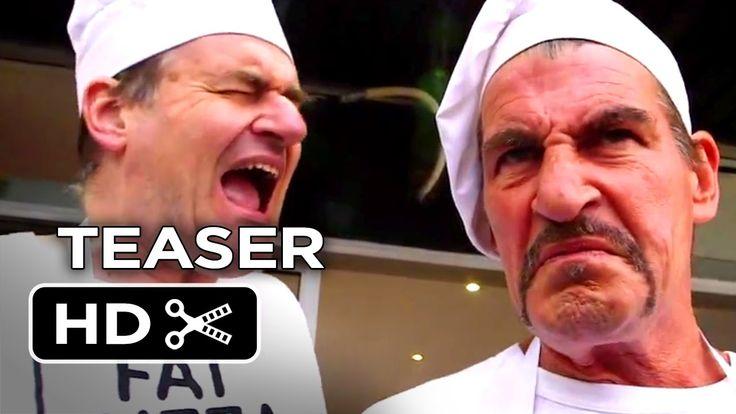 Fat Pizza Vs. Housos Official Teaser Trailer (2014) - Elle Dawe, Paul Fe...