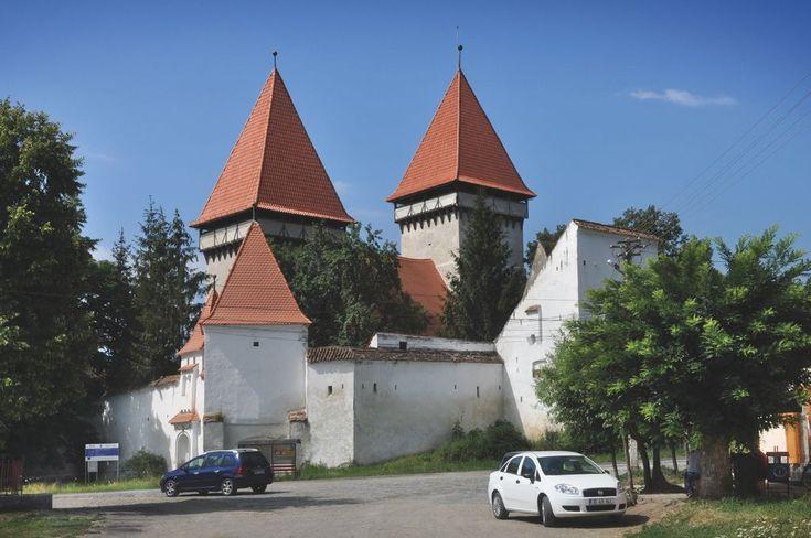 biserica fortificata altina judetul sibiu - Căutare Google