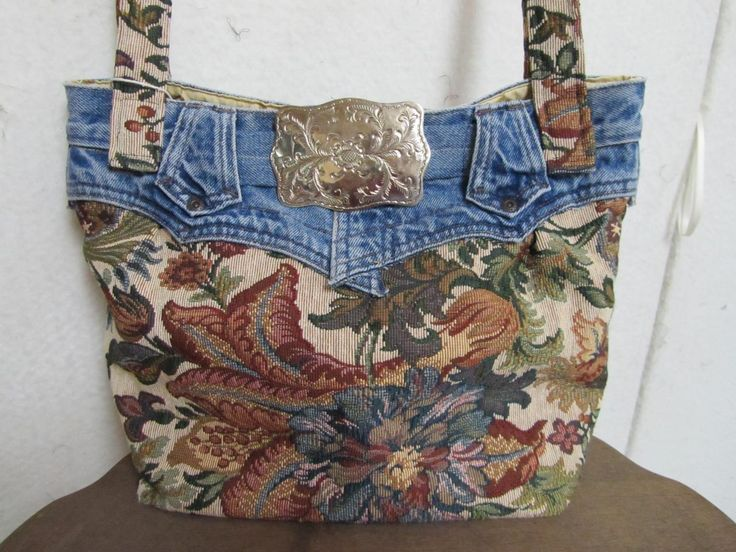 jean purses made from jeans | Lizzy Gail Bags - Jean Bags