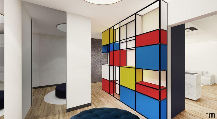 Mieszkanie 80m2, Gdańsk Zaspa, Hall